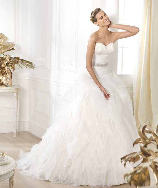 photo of Pronovias 2015 Dream Collection Leina Gown