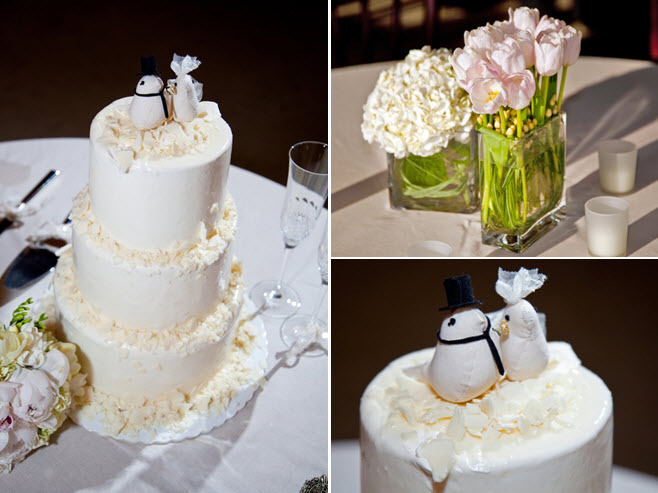 Ivory-three-tier-round-wedding-cake-classic-cute-bird-cake-toppers-bride-groom-ivory-light-pink-low-table-centerpieces.full