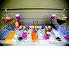 Champagne-bridal-shower-brunch-vibrant-purple-orchids-juices.square