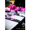 Wedding-bridal-shower-detail-shot-black-white-hot-pink-tablescape-bridesmaids-favors.square