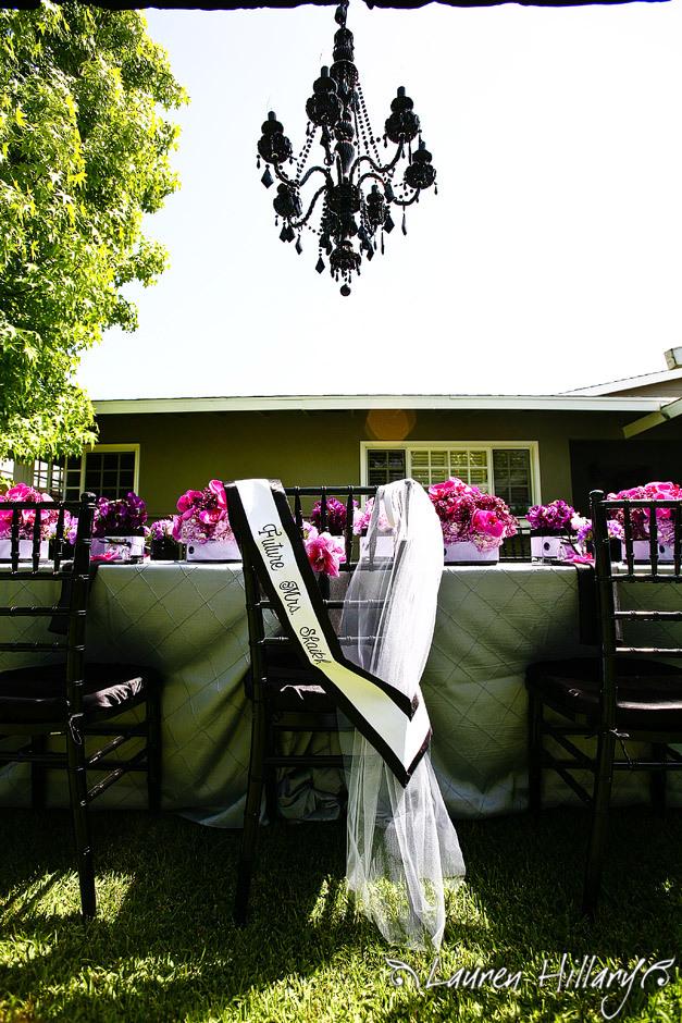 Hot-pink-black-hollywood-glam-outdoor-bridal-shower.full