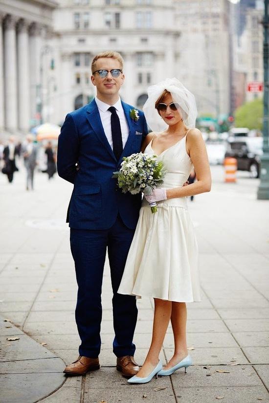 photo of Urban Wedding Chic