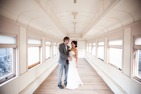 photo of Intimate and Luxurious Wedding