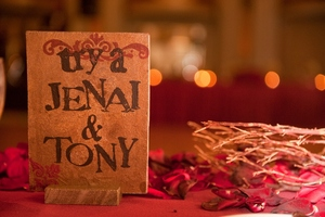 photo of Featured Los Angeles Wedding: Jenai and Tony