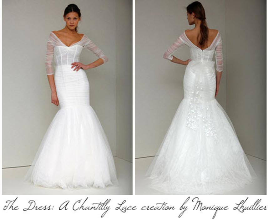 Monique lhuillier wedding dress designers