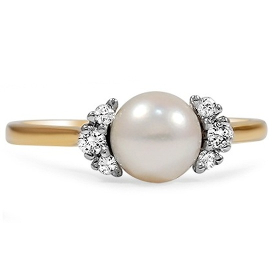 photo of We Are Thrilled to Share OneWed's Curated Bridal Jewelry Collection on Brilliant Earth!