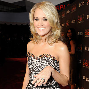 photo of Celebrity Wedding Details: A 500k Wedding For Carrie Underwood and Mike Fisher!