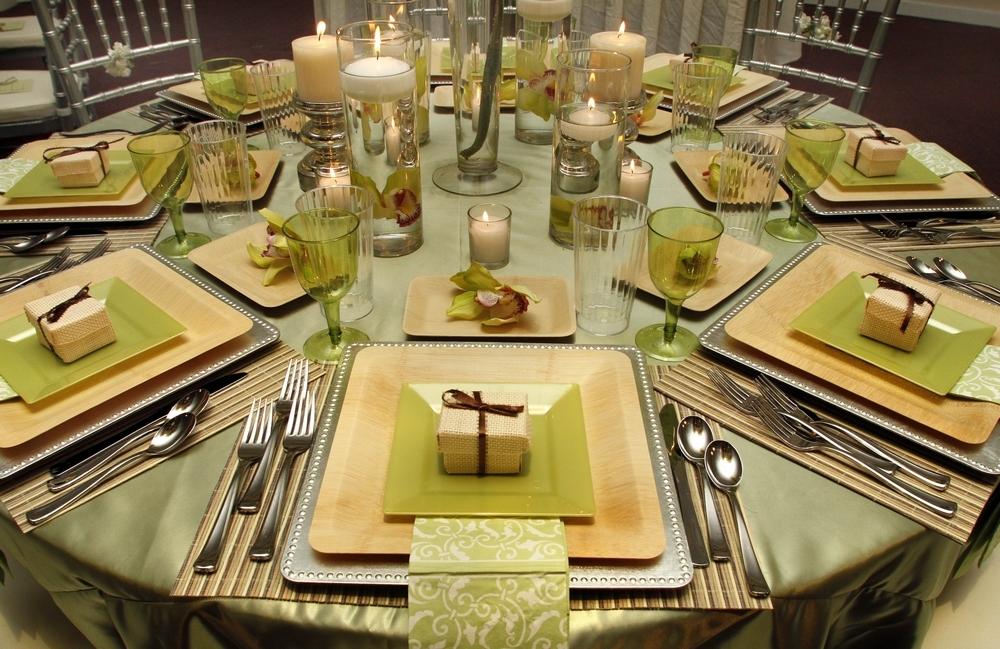 Diy Wedding Reception Decor An Enchanted Garden Vibe For Your Big