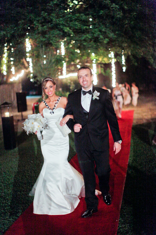 photo of All Things Modern and Glam in This Malibu Wedding!