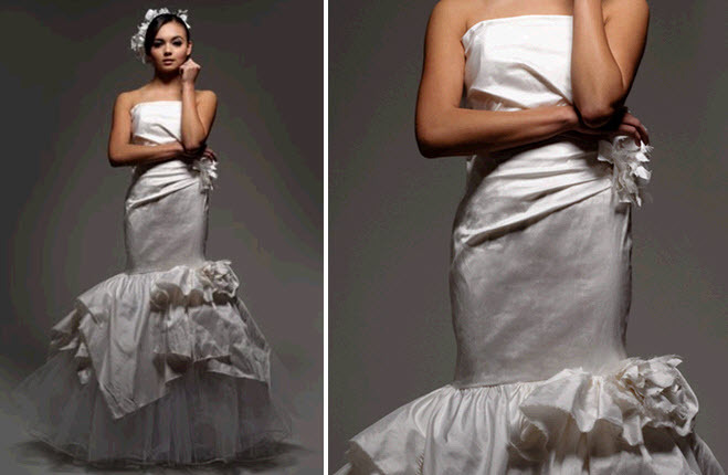 Ivory-strapless-wedding-dress-eco-friendly-couture-tulle-floral-applique.full