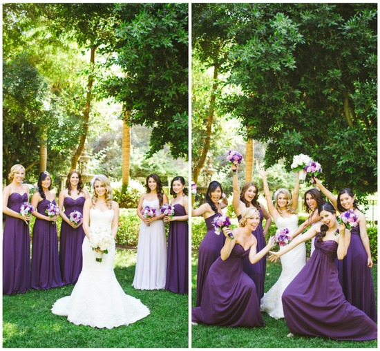 Fun Bridesmaid Photography