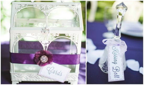 Lovely Vintage Inspired Reception Details