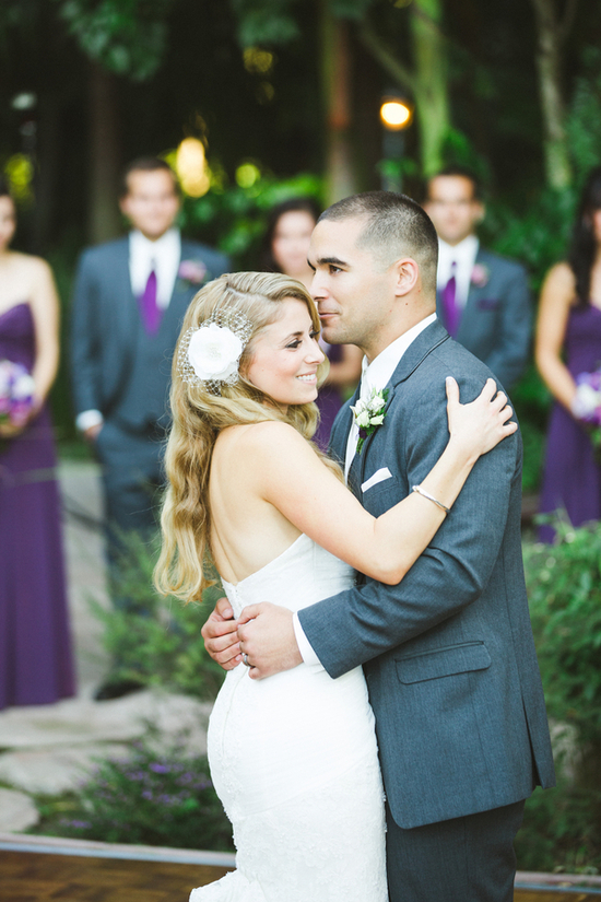 photo of It's All In the Details in This Outdoor Wedding!