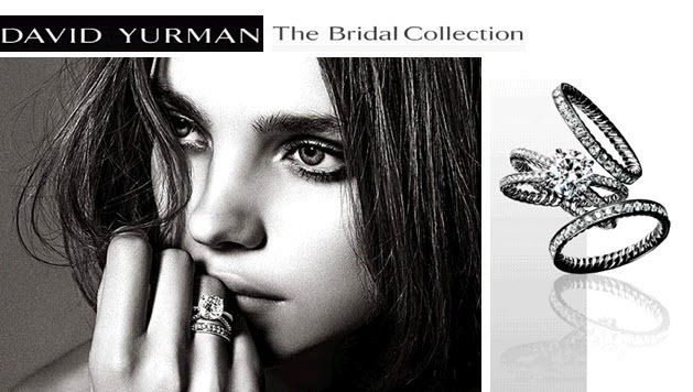 David Yurman's bridal collection is out-of-this-world!