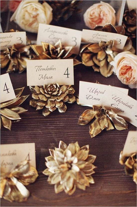 photo of Lead Guests To Their Seats with Style with These Escort Cards