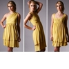 Chic-eco-friendly-dresses-for-bridesmaids-etsy-shops-yellow-summer-dress-for-wedding-bridal-party.square