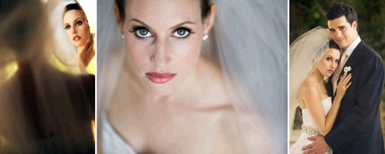 You can look this gorgeous on your big day, too! Use these simple makeup tips from The Beauty Girl
