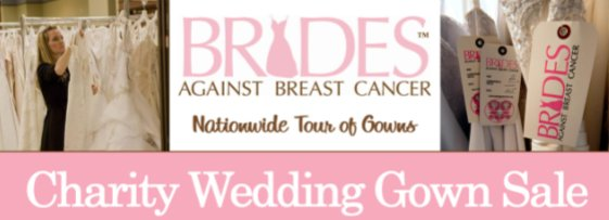 Win Free Tickets to the Brides Against Breast Cancer Sale in Your Area