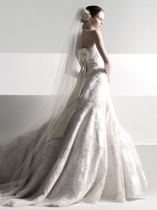 Oleg-cassini-ivory-champagne-beaded-wedding-dress-ball-gown-cwg365.full