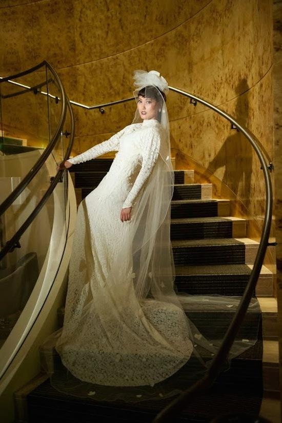 photo of Bride Chic's Trend Watch: Vintage Mashup