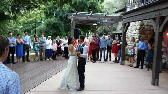 Vallone First Dance