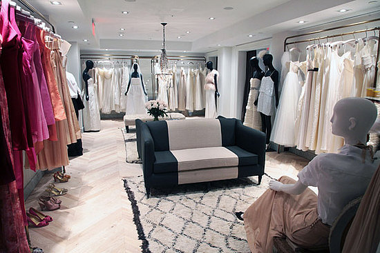 First look at J.Crew's new Madison Avenue bridal boutique