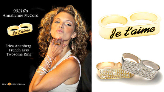 Win this gorgeous Twosome ring that celebrities love! Just get 6 of your friends to enter our Vintag