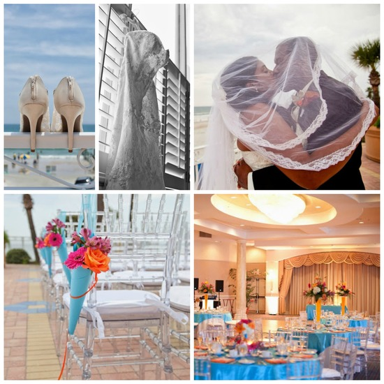 Plaza Resort and Spa Wedding Daytona Beach