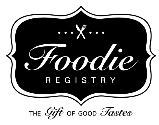If you're looking for a food based wedding registry consider Foodie Registry in Chicago
