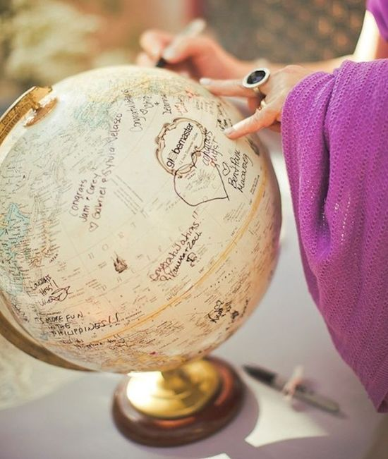 photo of Crazy Cool Guest Book ideas That We Love