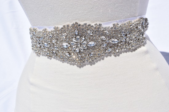 EYM Bridal Designs, Bridal Belt