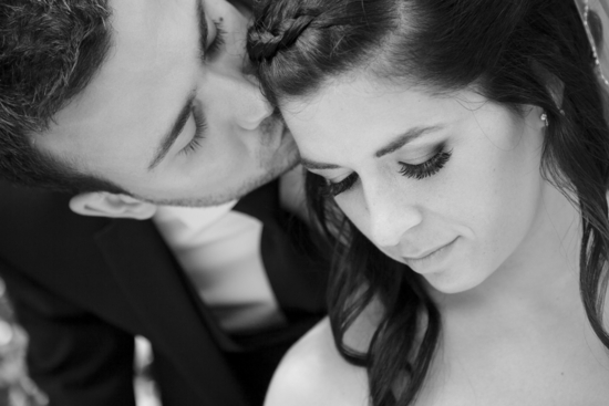 Sweet Real Bride and Groom Photography