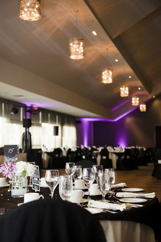 Glam and Luxurious Reception Decor