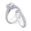 Kirk-kara-pave-diamond-platinum-engagement-ring-wedding-band-set.square