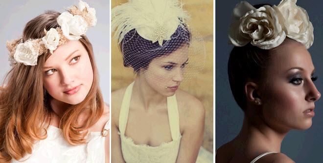 Ballet-inspired-bridal-fashion-headpieces-romantic-bridal-wreath-birdcage-veil-bold-ivory-flower-hair-accessory.full