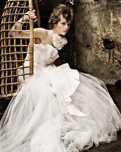 photo of Bride Chic: Ballet-Inspired Bridal Fashion