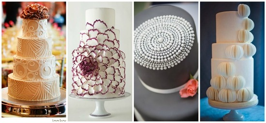 Cool Contemporary Cakes