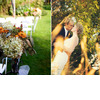 Outdoor-rustic-mn-wedding-reception-white-ceremony-chairs-decorated-with-rustic-fall-floral-arrangement.square