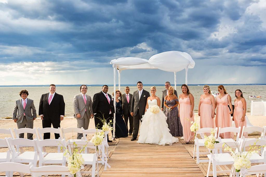 01 North Shore Long Island Wedding At Crescent Beach Club