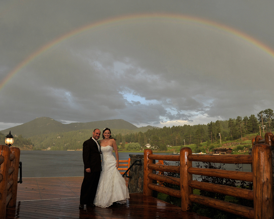 Wedding-Colorado-rainbow