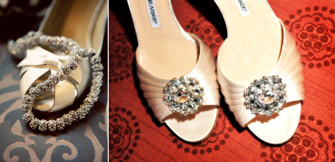 Open-toe-ivory-satin-manolo-blahnik-bridal-shoes-rhinestone-brooch.full