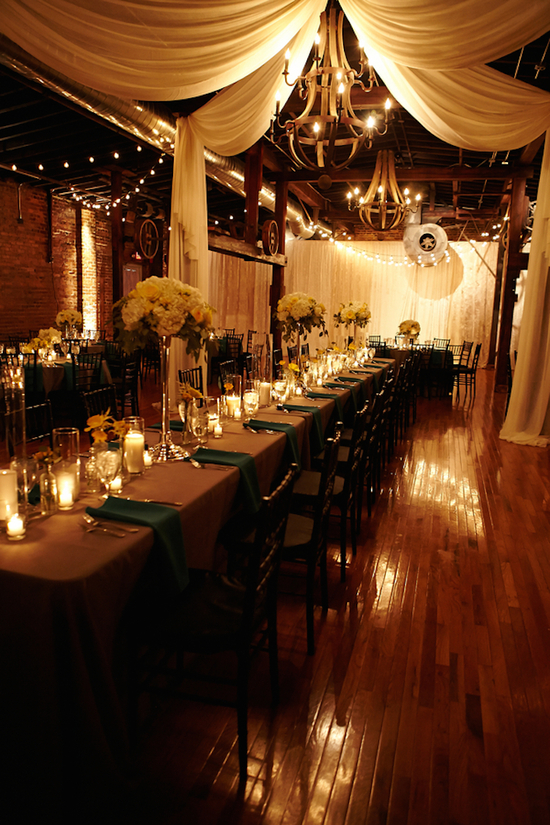 Gorgeous Indoor Reception Venue