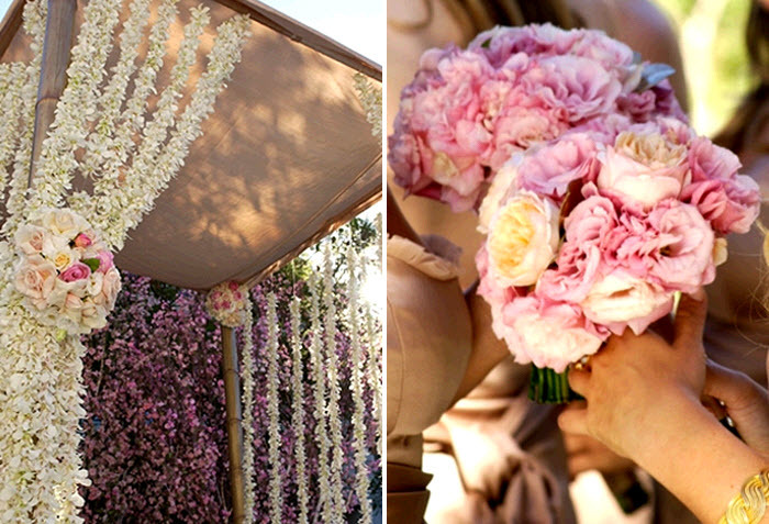 Wedding-detail-shot-romantic-outdoor-california-wedding-light-pink-ivory-purple-roses-flowers-bridal-bouquet.full