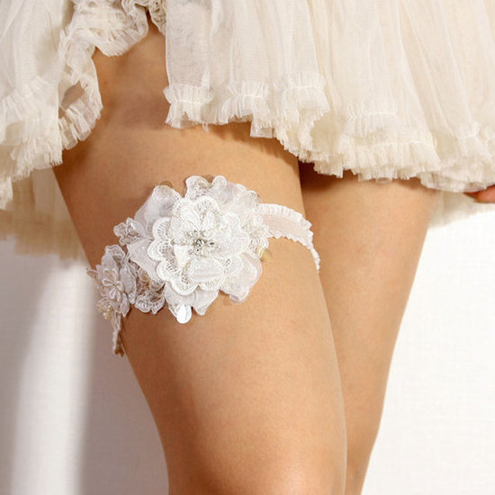 photo of These Sweet & Sexy Garters Will Make Your Love's Jaw Drop!