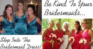 photo of Bubbly Bride: Put Yourself in Your Bridesmaid Dress