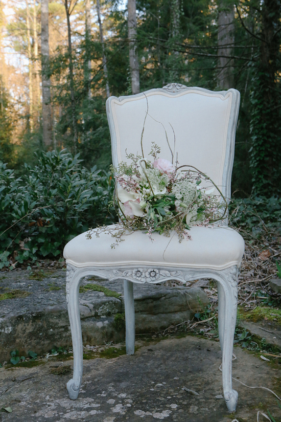 photo of Stunning Styled Shoot Inspired By An Overgrown Forest