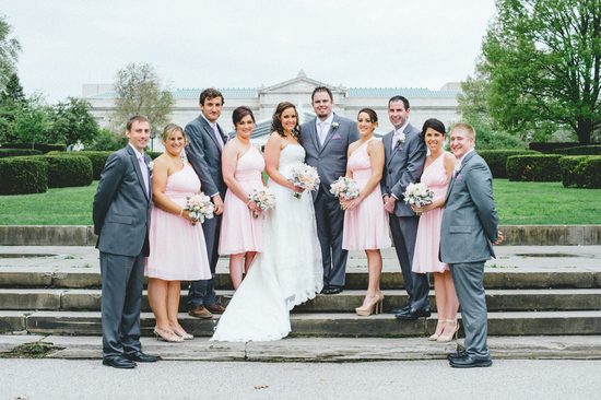 Sweet Wedding Party Photography
