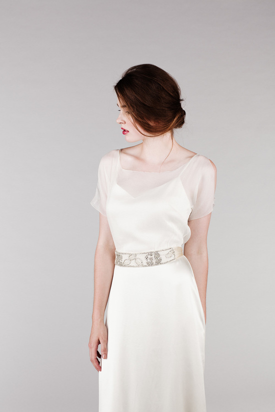 photo of The Timeless Beauty of Saja Wedding's 2015 Bridal Collection