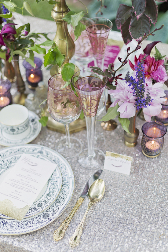 photo of Glam, Vintage Inspired Styled Shoot