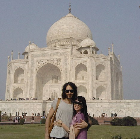 The ubiquitous Katy Perry and Russel Brand got engaged on a romantic trip to India.